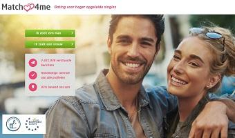 Match4Me datingsite hogeropgeleiden
